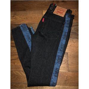 NWT Levi's denim jeans size 34